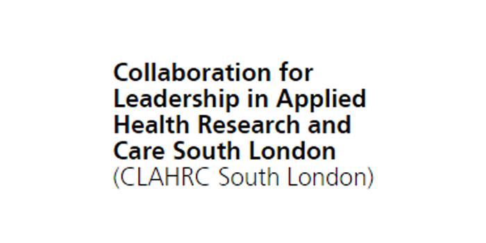 CLAHRC South London Logo