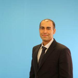 Headshot of Neel Basudev