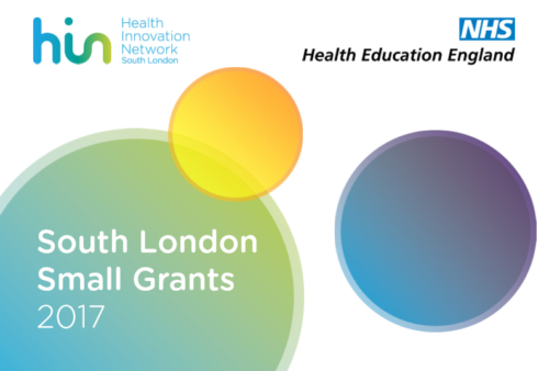 South London Small Grants Logo