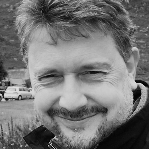 Darren Tymens Health Innovation Network